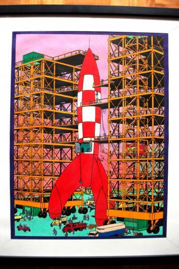 Tintin by depo